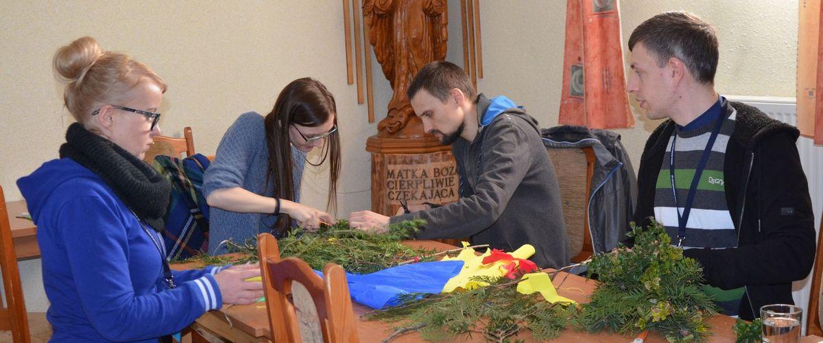 Niedziela Palmowa podczas kwietniowych Dni Skupienia. Zobacz galerię 106 zdjęć!