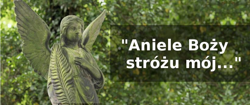 Anioł Stróż - tematem majowych dni skupienia (25 - 27 maja)